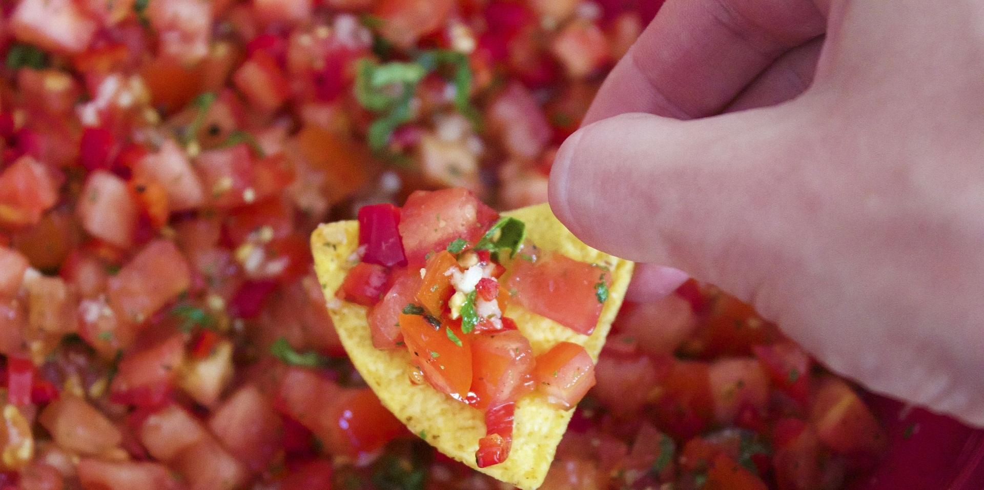 Mexican Food - Salsa