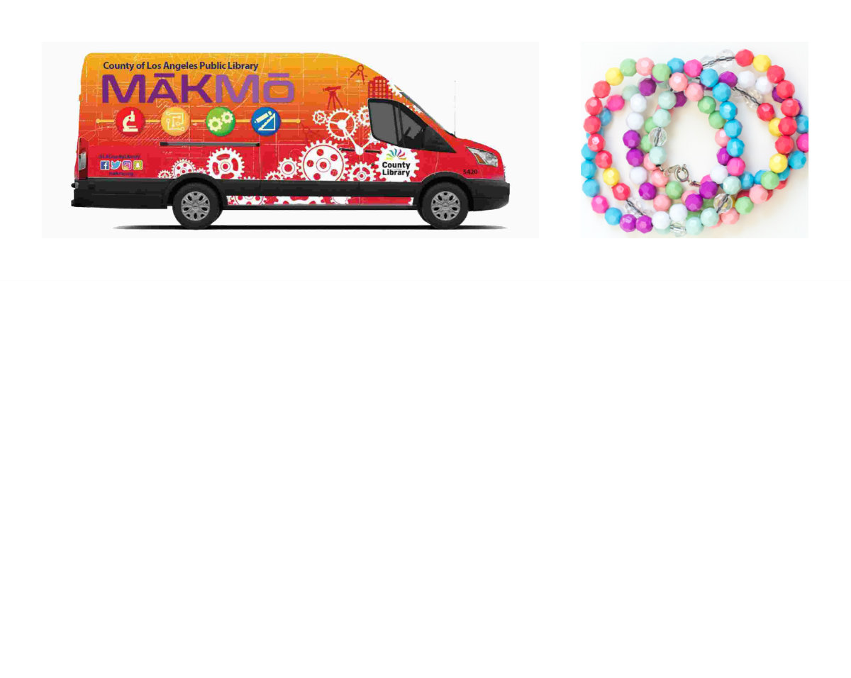 MakMo Binary Bracelets