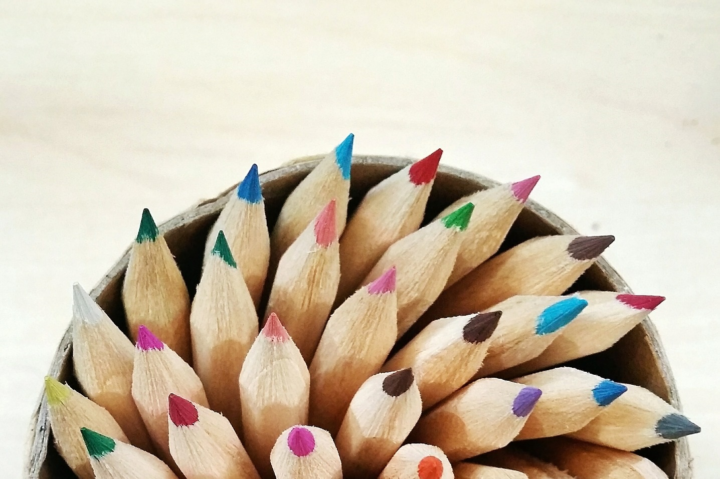 coloring pencils