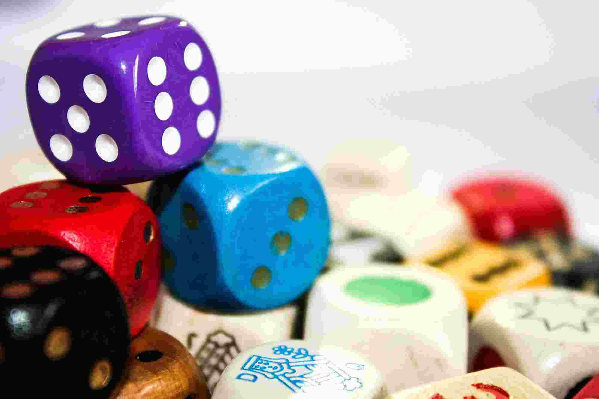 Games and Dice